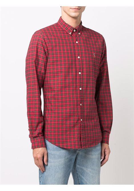 Camicia rosso/giallo POLO RALPH LAUREN | 710853155002
