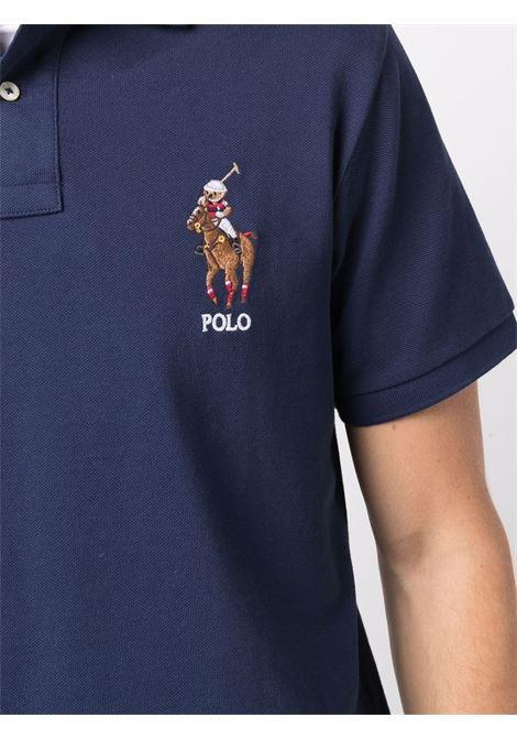 Polo blu POLO RALPH LAUREN | 710853312001