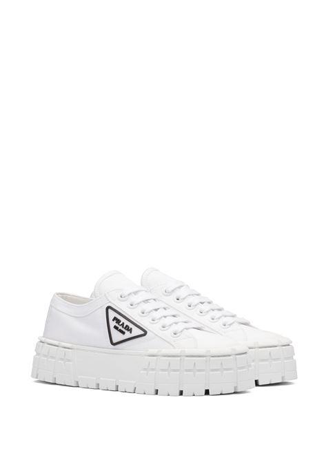 White sneakers PRADA | SNEAKERS | 1E260MF0503LFXF0009