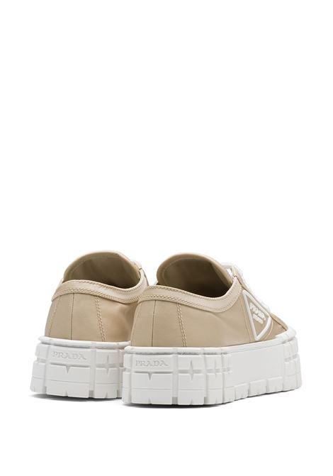 Beige sneakers PRADA | SNEAKERS | 1E260MF0503LFXF0F24