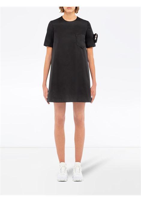Black dress PRADA | 230620S2011WQ8F0002
