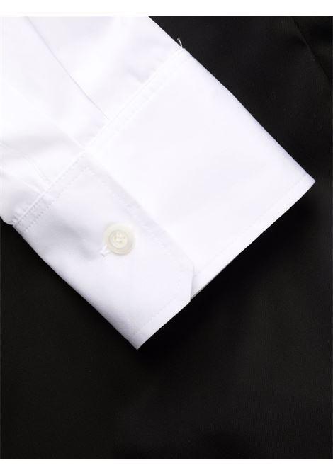White/black dress PRADA | DRESS | P3E87S2121YY2F0964