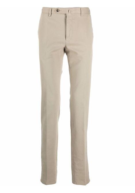 Beige trousers PT01 | CODT01Z00CL1NK160040