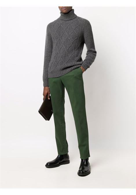 Green trousers PT01 | CODT01Z00CL1NK160479