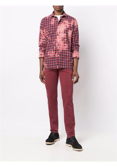 Bordeaux trousers PT01 | CODT01Z00CL1NK160688