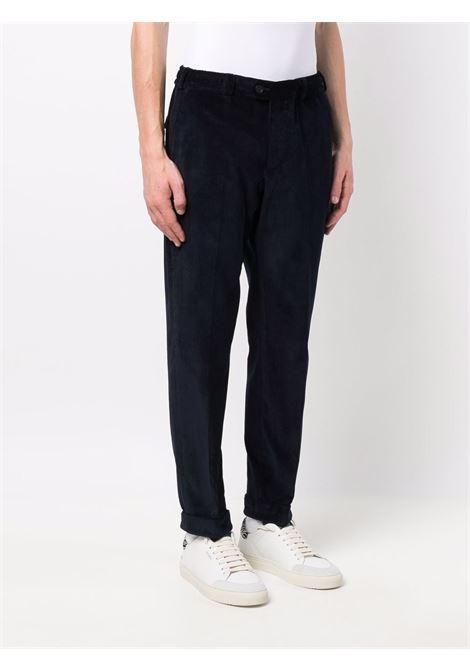 Blue trousers PT01 | TROUSERS | CORSRBB30REWBR040360