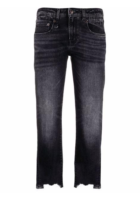 Jeans nero R13 | R13W0091816BMORBL