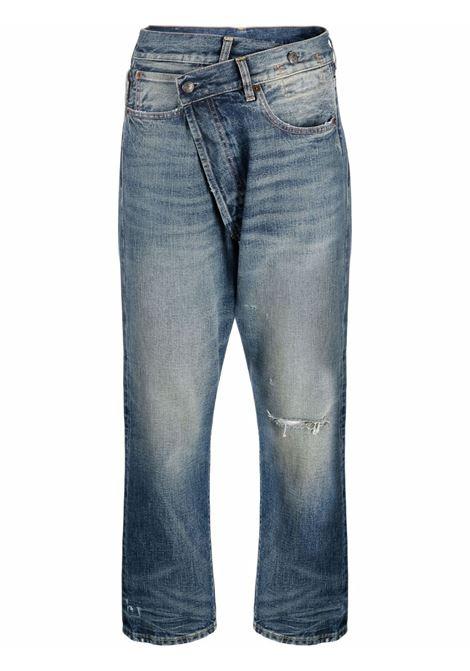 Jeans blu R13 | R13W2048D022BINDIGO