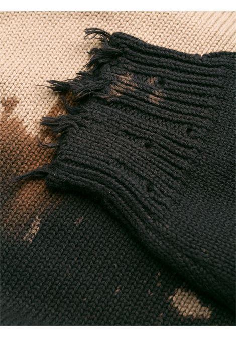 Multicolour jumper R13 | SWEATER | R13W395039BBLEAC