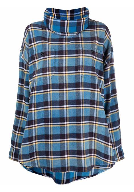 Camicia blu R13 | R13W9412R053DBYP