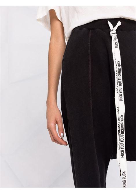 Pantalone sportivo R13 | R13WK020K001CBLACK