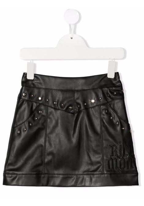 Black skirt RICHMOND KIDS | RGA21071GOHBBLACK