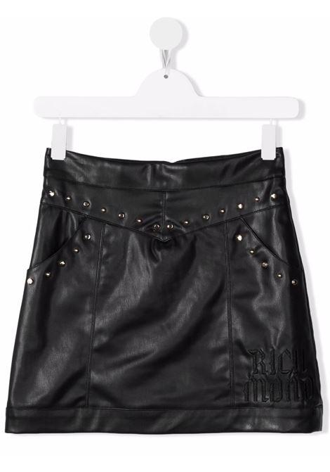 Black skirt RICHMOND KIDS | RGA21071GOHBTBLACK