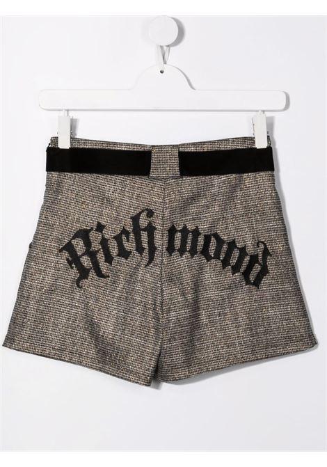 Shorts RICHMOND KIDS | RGA21085SHHBTFANTCHECK