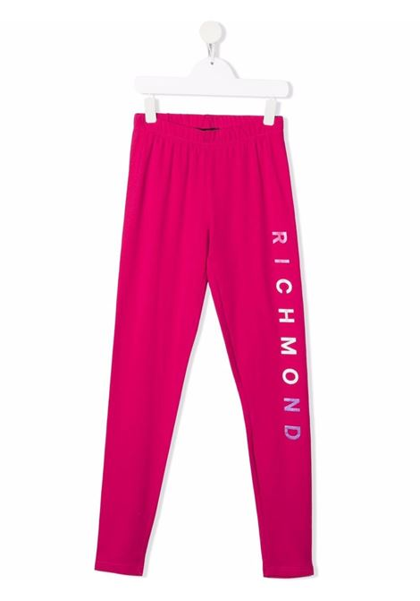 Leggings RICHMOND KIDS | RGA21140LEGETPINKPUNK