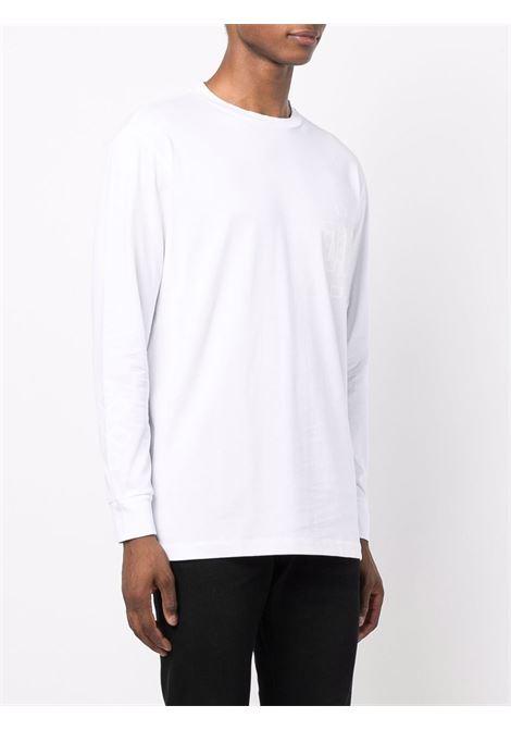 White t-shirt RICHMOND   RMA21176TSPUWHITE