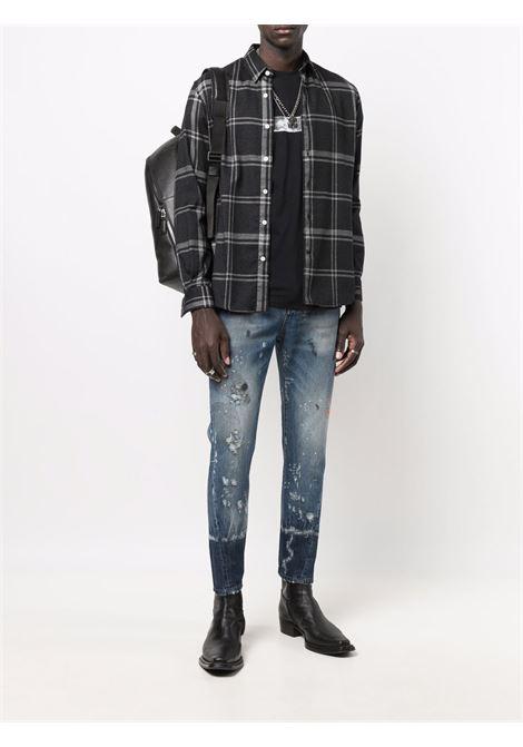 Blue jeans RICHMOND   RMA21214JEI5DBLUEMED
