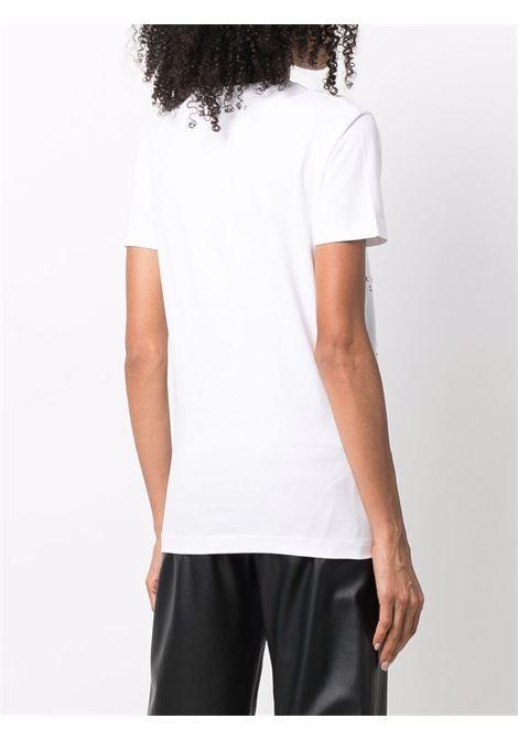 T-shirt bianca RICHMOND | RWA21066TSOFWHITE