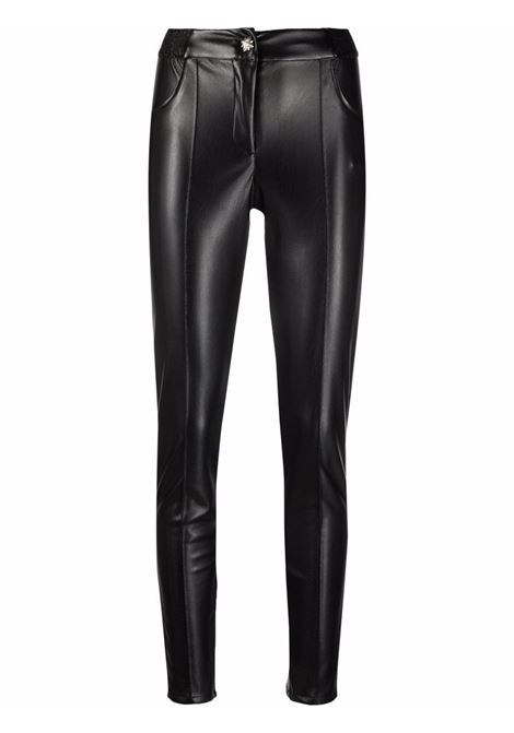 Pantalone nero RICHMOND   RWA21379PAF7BLACK