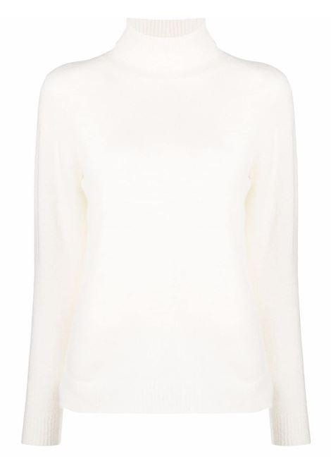 White jumper ROBERTO COLLINA   F01003F0102