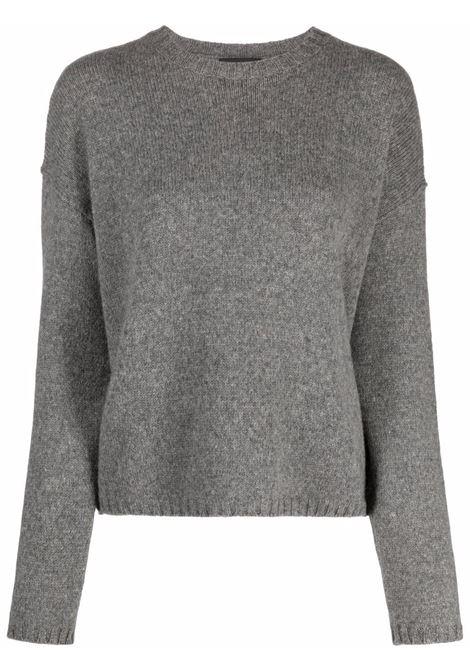 Grey jumper ROBERTO COLLINA   F36001F3618