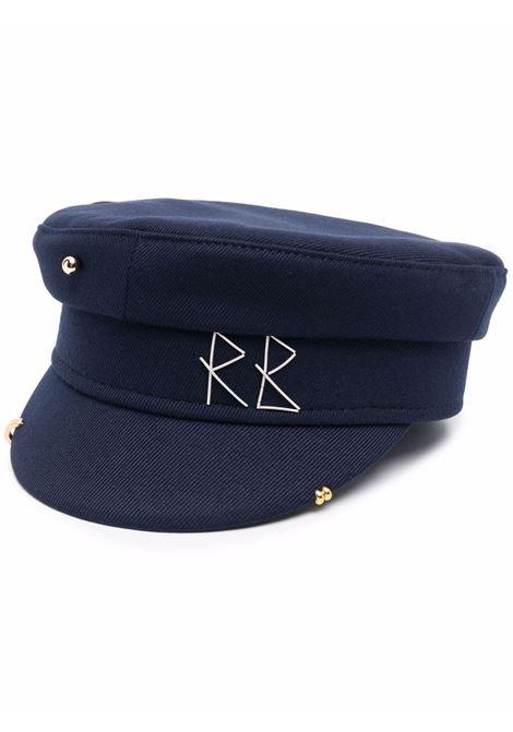 Baker cap RUSLAN BAGINSKIY | KPC078CAPRSNAVYBLUE