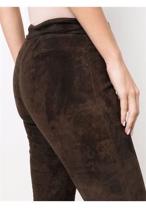 Brown trousers SALVATORE SANTORO | 41064DBROWN