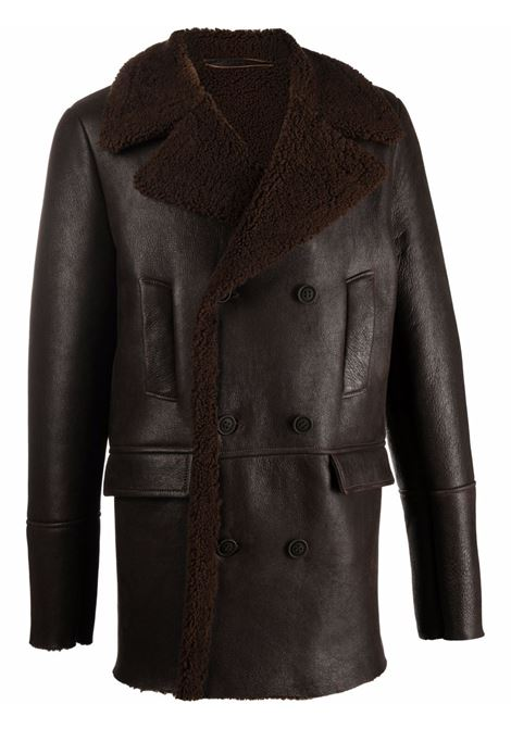Cappotto marrone SALVATORE SANTORO | 41540UBROWN