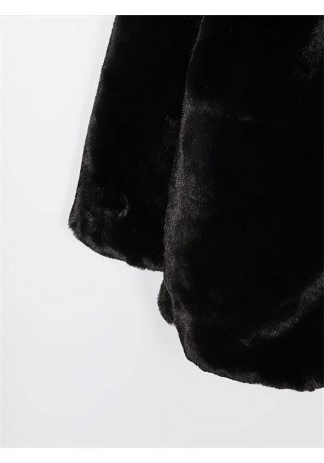 Cappotto nero SAVE THE DUCK | J40070GFURY1310000