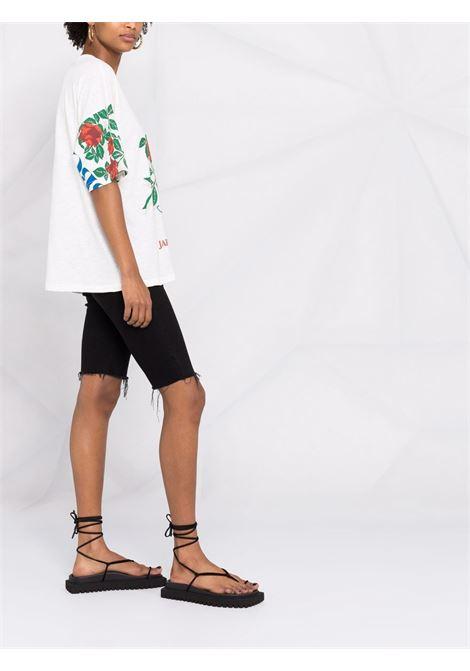 T-shirt con rose SEE BY CHLOE' | CHS21AJH20110121
