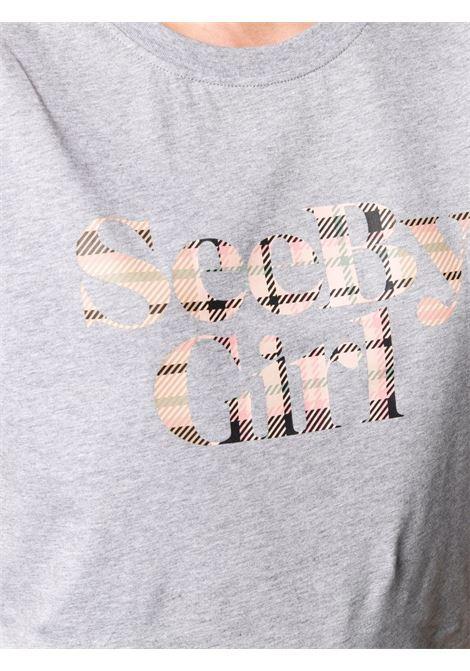 T-shirt grigio SEE BY CHLOE' | T-SHIRT | CHS21AJH2111301K