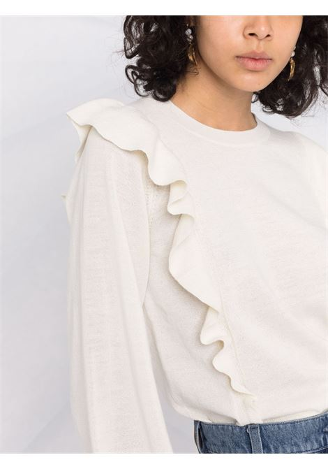 Maglione bianco SEE BY CHLOE' | MAGLIONE | CHS21AMP01500121