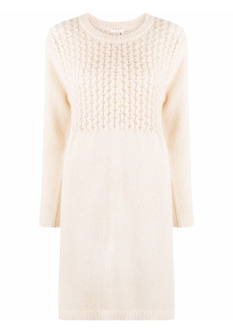 Abito bianco SEE BY CHLOE' | CHS21AMR0356024T