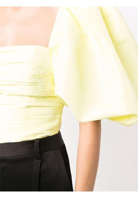 Blusa gialla SELF PORTRAIT | BLUSE | PF21101PASTELLIME