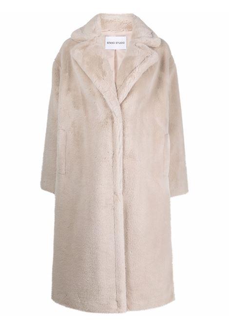 cappotto con revers STAND   61122907090700
