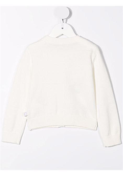 White cardigan STELLA Mc.CARTNEY KIDS | CARDIGAN | 603013BSQM059100