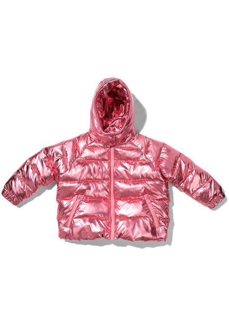 Pink padded jacket STELLA Mc.CARTNEY KIDS | 603292SRK875002