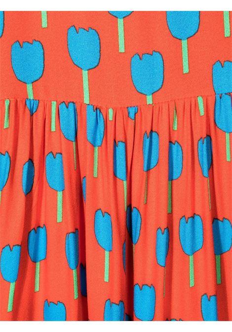 Red/blue dress STELLA Mc.CARTNEY KIDS | DRESS | 603293SRK11G600