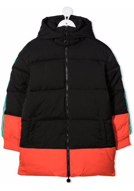Black padded jacket STELLA Mc.CARTNEY KIDS | 603343SRK541000