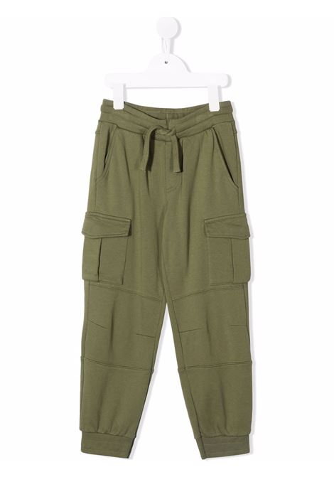 Pantalone verde STELLA Mc.CARTNEY KIDS | 603426SRJ473305