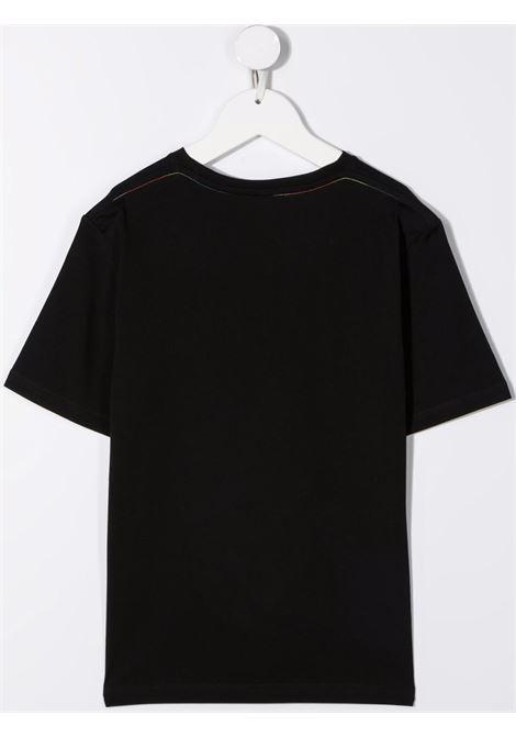 Black t-shirt STELLA Mc.CARTNEY KIDS | T-SHIRT | 603438SRJ271000