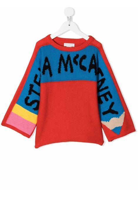 Multicolour jumper STELLA Mc.CARTNEY KIDS | 603466SRM246512