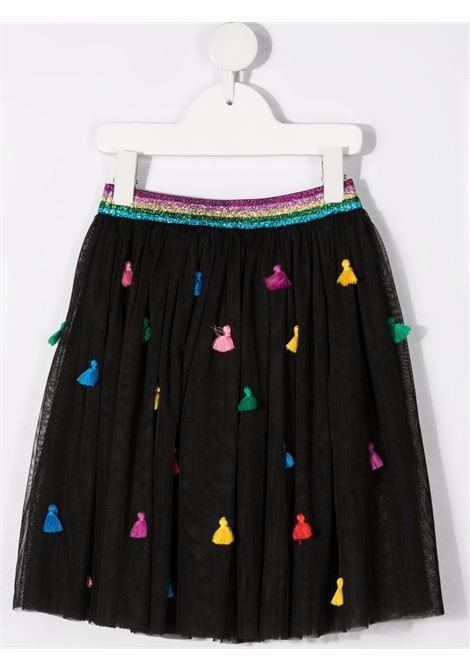 Black/multicolour skirt STELLA Mc.CARTNEY KIDS | 603508SRK28G119