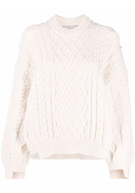 Maglione bianco STELLA Mc.CARTNEY | MAGLIONE | 603626S22589500