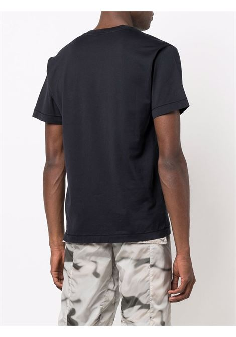 Blue t-shirt STONE ISLAND | T-SHIRT | 751524113V0020