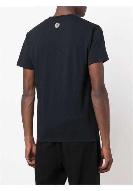 T-shirt blu STONE ISLAND | T-SHIRT | 75152NS82V0020