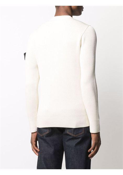 Maglione bianco STONE ISLAND | MAGLIONE | 7515521C2V0099