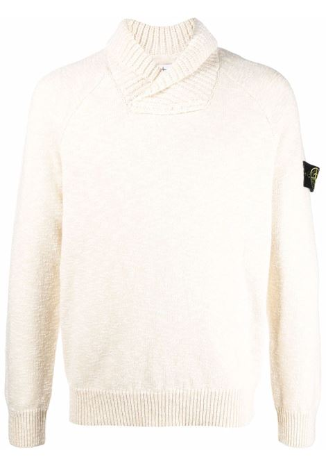 Maglione beige STONE ISLAND | 7515529D3V0091