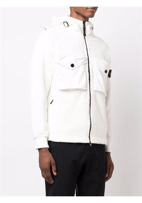 White jacket STONE ISLAND | 751560134V0001
