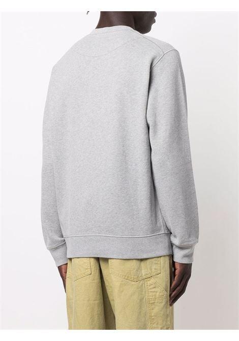 Grey sweatshirt STONE ISLAND | SWEATSHIRTS | 751563020V0M64